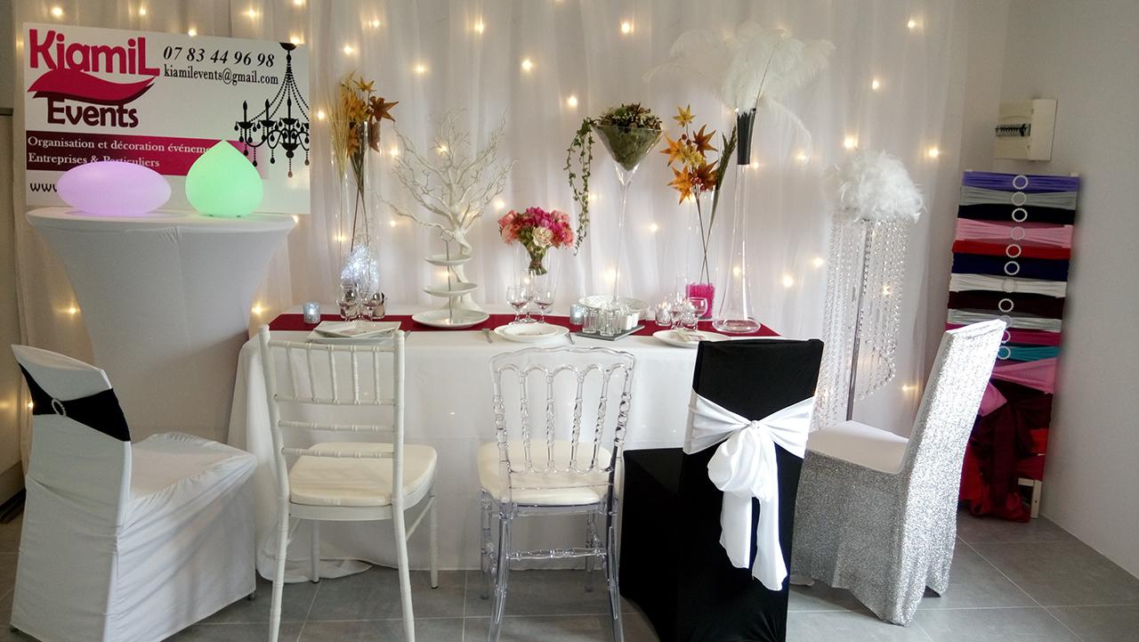 kiamil events location de vaisselle mobilier et mat riel pour vos v nements. Black Bedroom Furniture Sets. Home Design Ideas